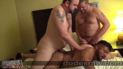 Aiden, Bamm Bamm, Rico Vega and Nick Moretti