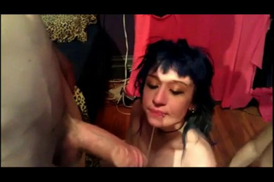 Juliette Stray, Emo-Girl Proxy Paige And Huge Cock Tattoed Fucker (2014)