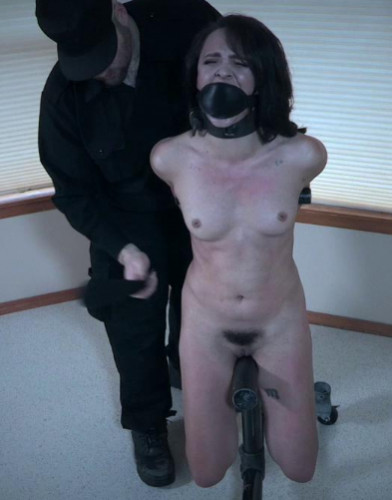 Torture's training for skinny slave Alex More