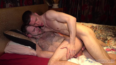 HYB - Eastender Danny Dyer Double Fucked By Thick Gigantic Dick Boy Bareback