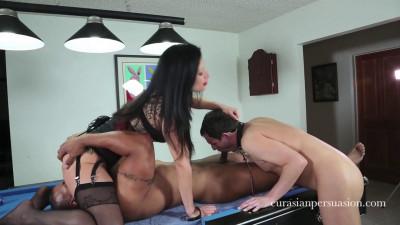 Eurasian Persuasion — Robert Axel & Miss Jasmine