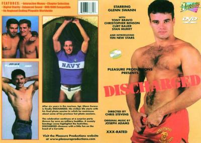 Bareback Discharged — Glenn Swann, Tony Bravo, Christopher Benson (1986)