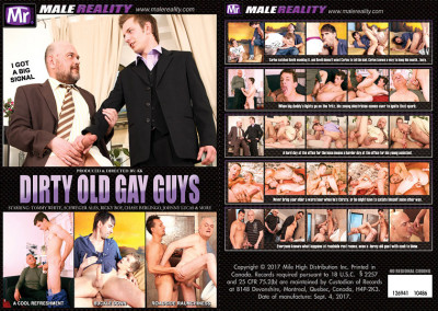 Mr. Male Reality – Dirty Old Gay Guys Full HD (2017)