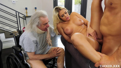 Athena Palomino - Athena Gets Some Cock Therapy (2018)