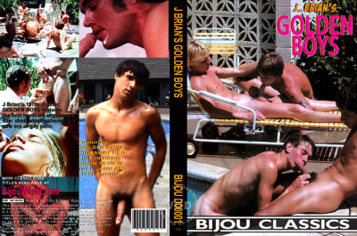 J.Brian's Golden Boys (1982) — Brad Mason, Cory Adams, Sam Rallo