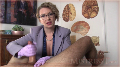 Addict Clinical Handjob