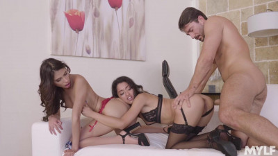 Description Best Of Threesomes Compilation(2020)