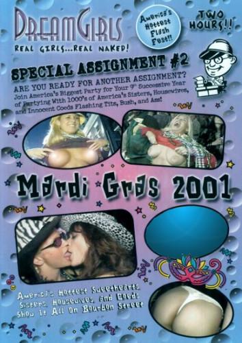 Special Assignment 2 - Mardi Gras 2001