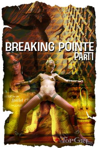 Odette Delacroix - Breaking Pointe Part 1