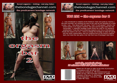 The Orgasm Bar Vol.2