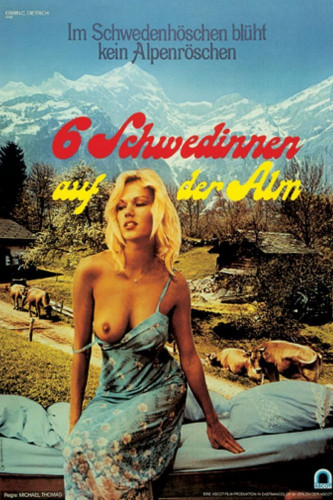 Description Six Swedes in the Alps(1983)