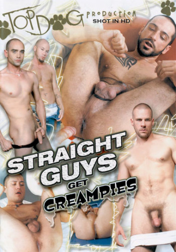Straight Guys Get Creampies & Bareback — Orion Cross, David Thompson, Park Wiley
