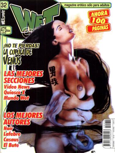 Wet Comix