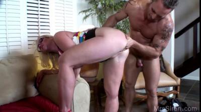 Description big ass mature slut playing with marcus