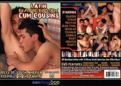Latin Bareback Cum Cousins (San Diego Boy)