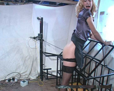 Ariel loves a good spanking, whipping or caning... (2015)