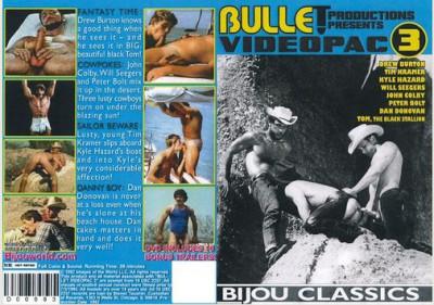 Bullet Videopac Vol. 3 - Tim Kramer, Dan Donovan, Drew Burton (1982)