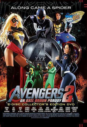 Description The Avengers vol.2