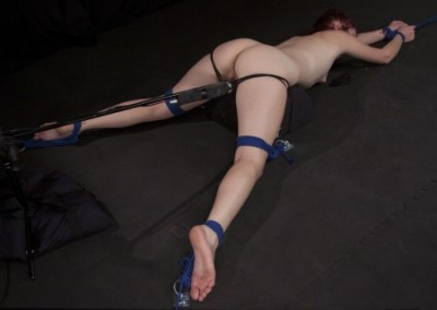 Elle Alexandra - Struggling to Cum In Bondage - Full HD 1080p.