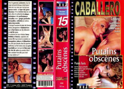 Description Putains Obscenes(1983)- Rosemarie, Cynthia Brooks