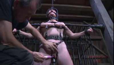 Sweet Beautifull Perfect Vip Gold Collection Of Infernal Restraints. Part 1.