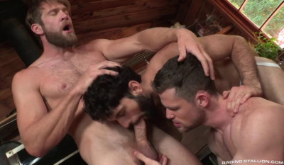 Anal Trap Fuck For Muscle Whores