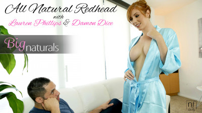 Lauren Phillips – All Natural Redhead (2017)