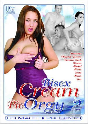 hard cock angel cruz (Bisex Cream Pie Orgy vol.2)!