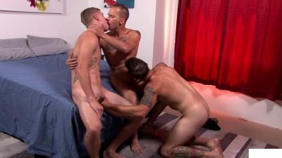 Richard Buldger, Ryan Jordan & Max
