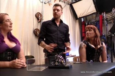 Chastity Fashion Show — Steelwerks — The Creature and Female Chastity