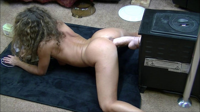 Description I get on all fours and back into this monster for a hot fuck session