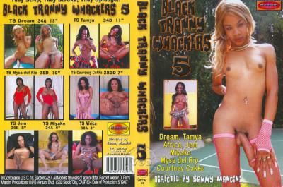 Black Tranny Whackers 5 – Sweet Tranny