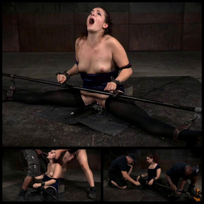 Bound Into The Splits LiveShow  1 (19 Oct 2015) Real Time Bondage