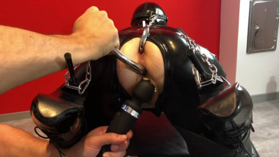 Bondage, torture and domination for very beautiful model HD 1080p