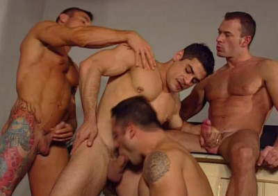 Raw Deep Group Fuck Party