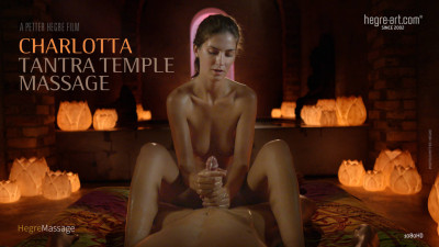 Charlotta — Tantra Temple Massage