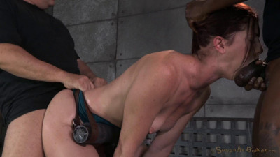 Cici Rhodes Strictly Restrained And Anally Fucked By Bbc, Epic Messy Deepthroat!