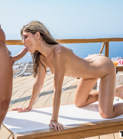 Gina Gerson – Vacation With Benefits FullHD 1080p
