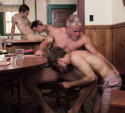 Under The Table – Marcus Rivers, Dale Savage, Bar Addison, Greg Mckeon (1080P)