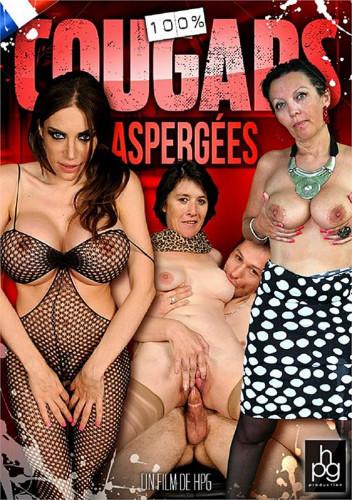 100% Cougars Full of Cum