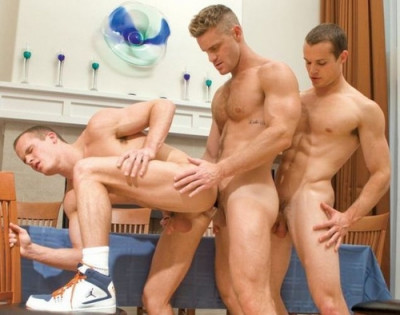 Description Rosso Twins And Landon Conrad