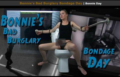 Infernalrestraints – Apr 14, 2014 – Bonnie's Bad Burglary Bondage Day – Bonnie Day