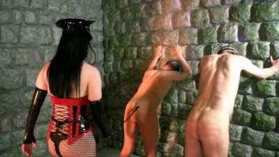 Mistress Rebekka's Butt Slut Brigade – Pegging Punishment