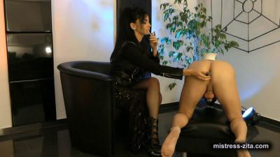 Mistress Zita - Orgasm For Me 1