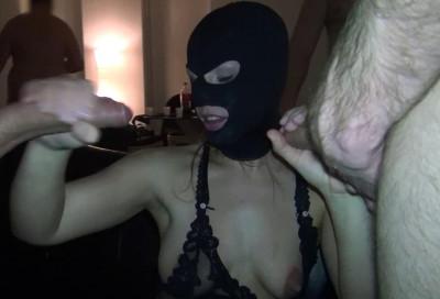 Dutch Slutty Gilr Like Bukkake