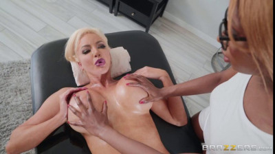 Description Kinsley Karter, Nicolette Shea - Put Your Body Into It