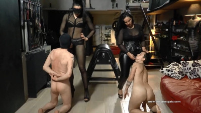Mistress Gaia - Strap On For Two