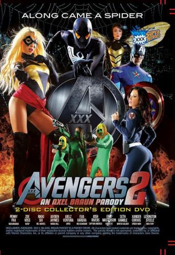 Description The Avengers 2 XXX: A Porn Parody