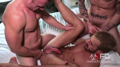 Raw Fuck Club – Jett Rink, Danny Gunn and Saxon West