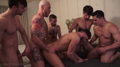 TimFuck – Chase Parker Group Fuck